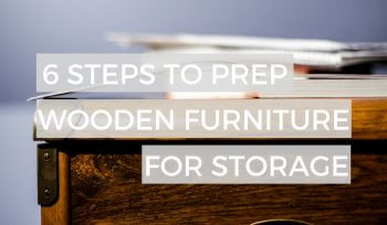 Prep Furniture for Storage
