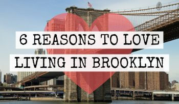 Living in Brooklyn NYC